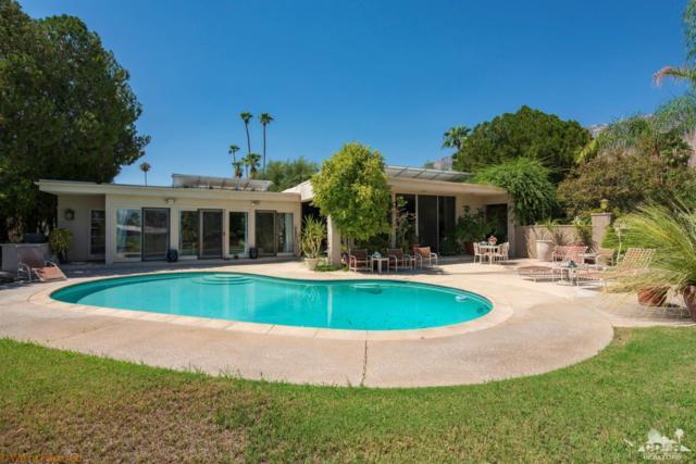 2214 S Yosemite Drive, Palm Springs, CA 92264 (MLS #218022068) :: Team Wasserman