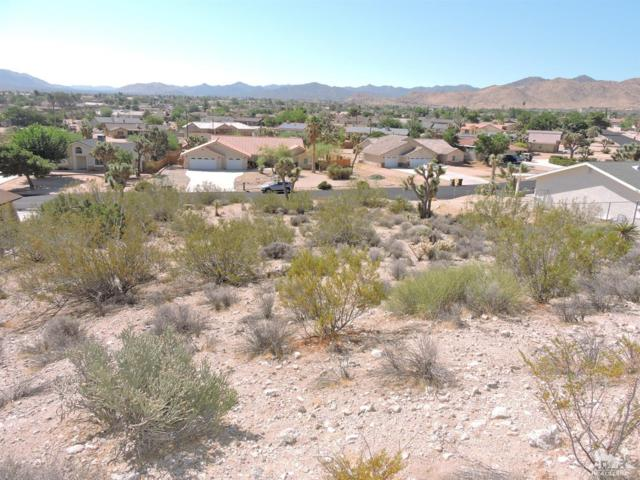 0 Balsa Ave, Yucca Valley, CA 92284 (MLS #218022074) :: The John Jay Group - Bennion Deville Homes