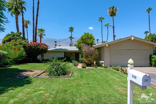 2155 S Broadmoor Drive, Palm Springs, CA 92264 (MLS #218022096) :: Brad Schmett Real Estate Group
