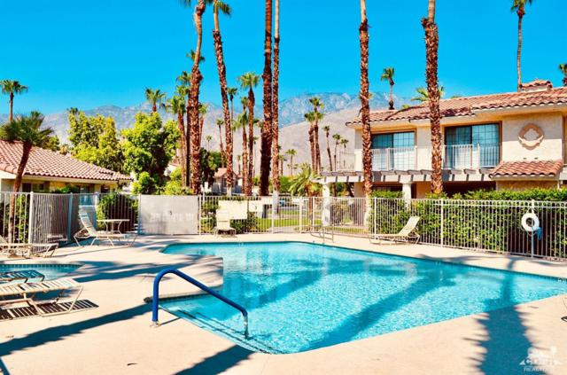 500 S Farrell Drive L69, Palm Springs, CA 92264 (MLS #218022196) :: The John Jay Group - Bennion Deville Homes