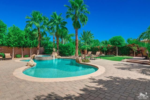 80350 Via Castellana, La Quinta, CA 92253 (MLS #218022308) :: The John Jay Group - Bennion Deville Homes