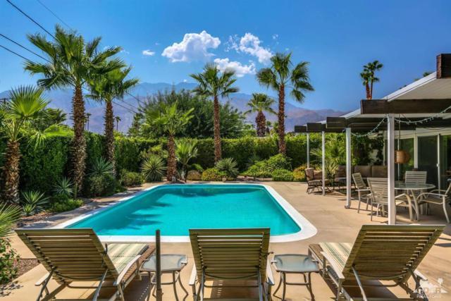2927 E Plaimor Avenue, Palm Springs, CA 92262 (MLS #218022422) :: Brad Schmett Real Estate Group
