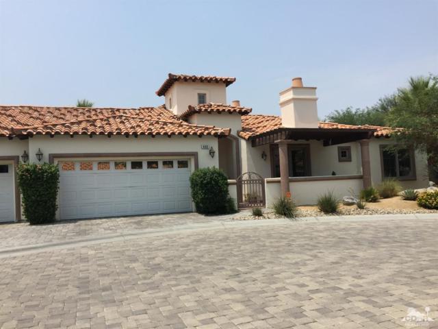 408 Piazza San Michelle, Palm Desert, CA 92260 (MLS #218022444) :: The John Jay Group - Bennion Deville Homes