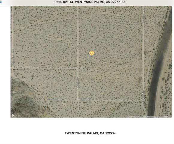 0 ., 29 Palms, CA 92277 (MLS #218023018) :: Team Wasserman