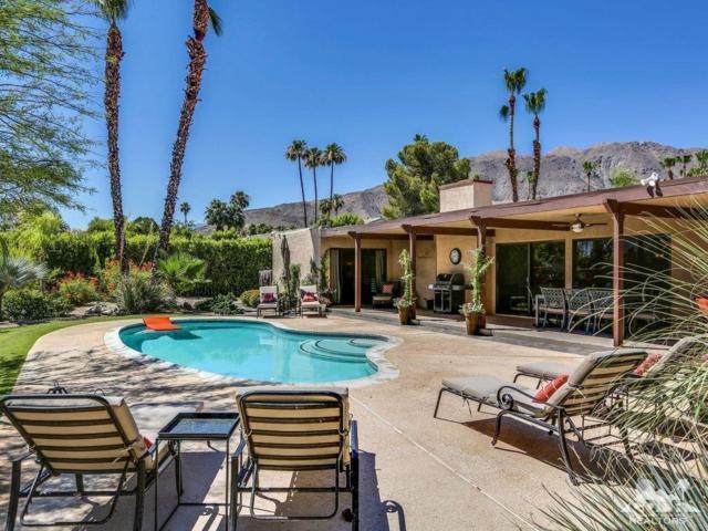 71384 Estellita Drive, Rancho Mirage, CA 92270 (MLS #218023088) :: The John Jay Group - Bennion Deville Homes