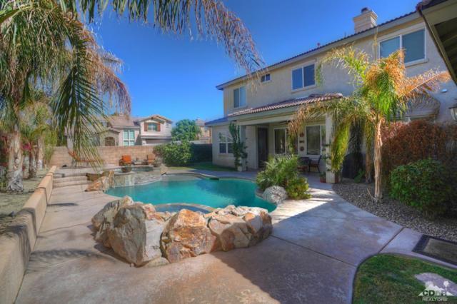 81896 Via Parco, Indio, CA 92203 (MLS #218023580) :: Brad Schmett Real Estate Group