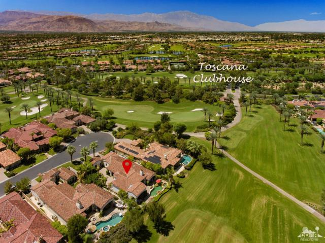 76545 Via Chianti, Indian Wells, CA 92210 (MLS #218023984) :: The John Jay Group - Bennion Deville Homes