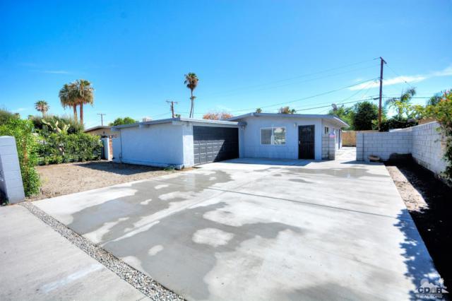 31890 Avenida La Paloma, Cathedral City, CA 92234 (MLS #218024012) :: The John Jay Group - Bennion Deville Homes