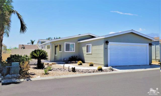 15300 Palm Drive #161, Desert Hot Springs, CA 92240 (MLS #218024256) :: Brad Schmett Real Estate Group
