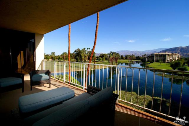 910 Island Drive #401, Rancho Mirage, CA 92270 (MLS #218024342) :: Team Wasserman