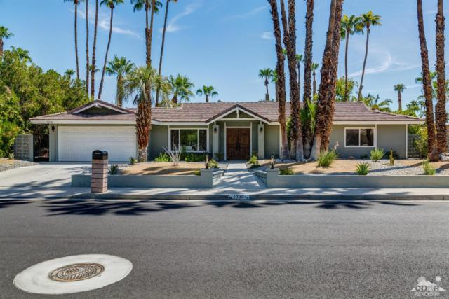 1230 S San Joaquin Drive, Palm Springs, CA 92264 (MLS #218024384) :: The John Jay Group - Bennion Deville Homes
