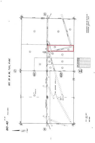 0 Chuckwalla, Desert Center, CA 92239 (MLS #218024500) :: The John Jay Group - Bennion Deville Homes