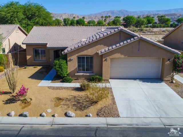 83086 Long Cove Drive S, Indio, CA 92203 (MLS #218024904) :: The John Jay Group - Bennion Deville Homes