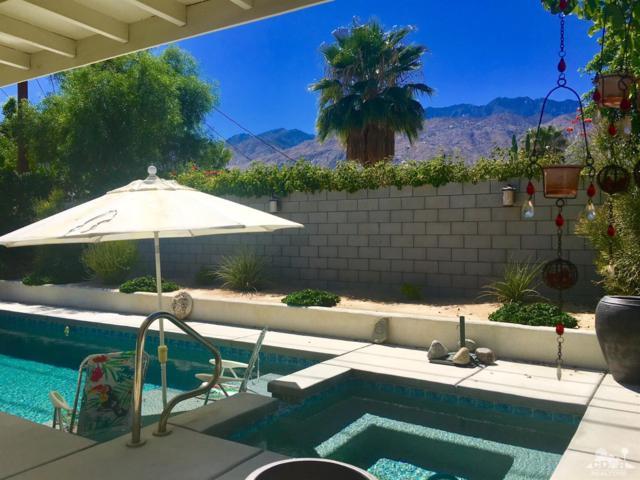 633 N Sunrise Way, Palm Springs, CA 92262 (MLS #218025128) :: Team Wasserman