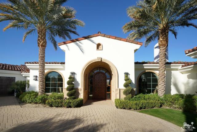 52395 Via Savona, La Quinta, CA 92253 (MLS #218025240) :: The John Jay Group - Bennion Deville Homes