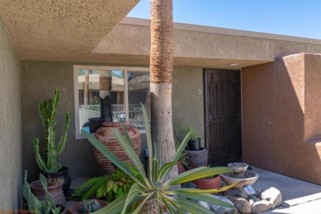 365 N Saturmino Drive #5, Palm Springs, CA 92262 (MLS #218025322) :: Brad Schmett Real Estate Group