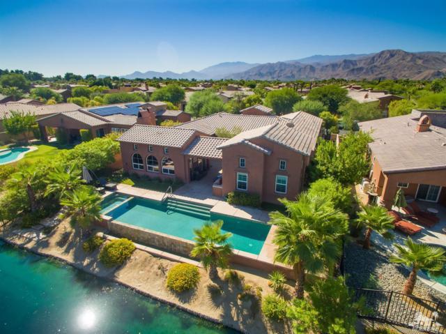 4 Via Santanella Court W, Rancho Mirage, CA 92270 (MLS #218025476) :: Brad Schmett Real Estate Group