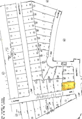 2551 Dolphin Drive, Salton City, CA 92275 (MLS #218025576) :: The John Jay Group - Bennion Deville Homes