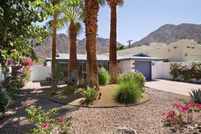 53700 Avenida Navarro, La Quinta, CA 92253 (MLS #218025642) :: The John Jay Group - Bennion Deville Homes