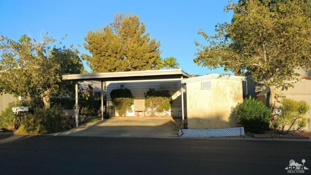 15500 Bubbling Wells Road #274, Desert Hot Springs, CA 92240 (MLS #218025766) :: Brad Schmett Real Estate Group