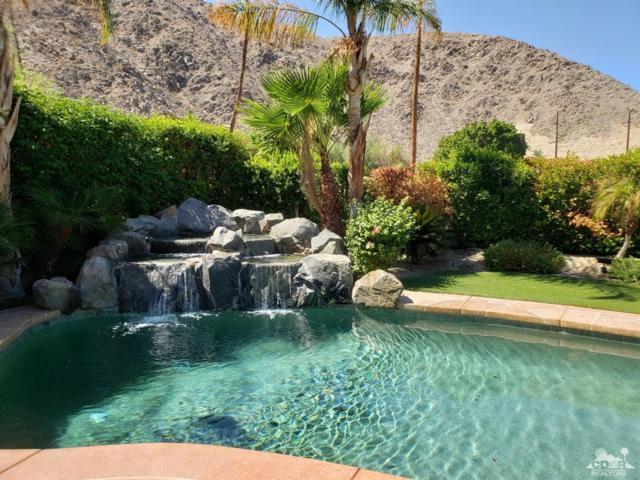 46267 Club Terrace, Indian Wells, CA 92210 (MLS #218025822) :: Hacienda Group Inc
