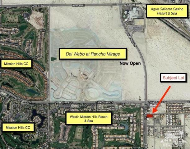 0 Bob Hope Drive, Rancho Mirage, CA 92270 (MLS #218025904) :: Brad Schmett Real Estate Group
