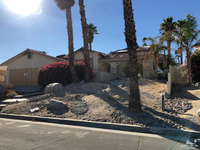 8576 Warwick Drive, Desert Hot Springs, CA 92240 (MLS #218025996) :: Team Wasserman
