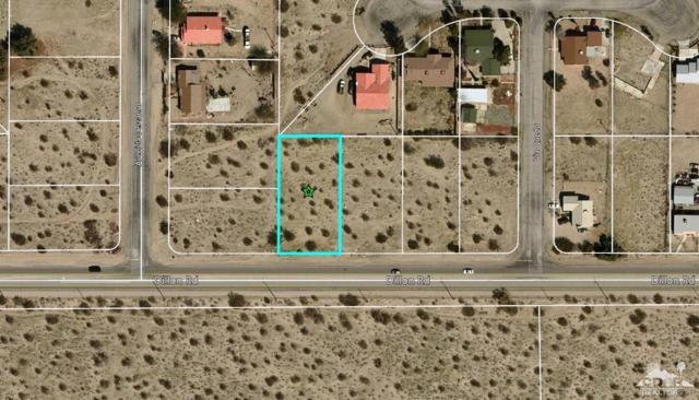 0 Dillon Road, Desert Hot Springs, CA 92240 (MLS #218026088) :: Team Wasserman