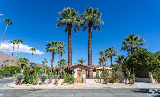 410 E Avenida Hokona, Palm Springs, CA 92264 (MLS #218026094) :: Deirdre Coit and Associates