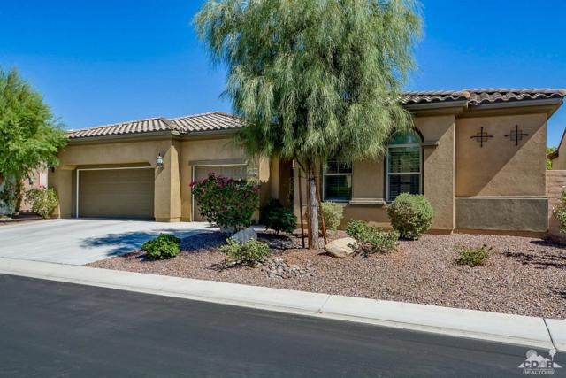 39554 Corte Chimborazo, Indio, CA 92203 (MLS #218026118) :: The John Jay Group - Bennion Deville Homes