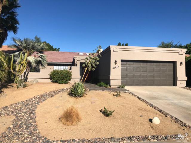 40612 Meadow Lane, Palm Desert, CA 92260 (MLS #218026312) :: The Jelmberg Team