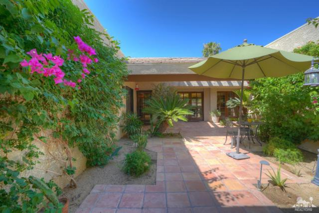 48721 N View Drive, Palm Desert, CA 92260 (MLS #218026346) :: The John Jay Group - Bennion Deville Homes