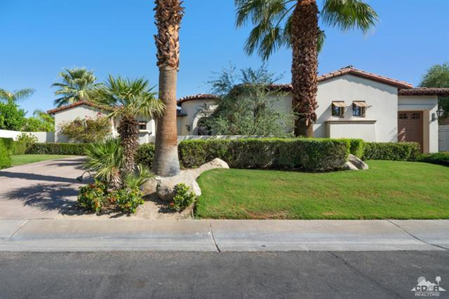 75906 Via Cortona, Indian Wells, CA 92210 (MLS #218026376) :: The John Jay Group - Bennion Deville Homes
