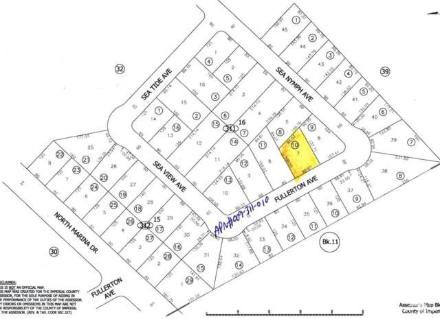 2476 Fullerton Avenue, Salton City, CA 92275 (MLS #218026504) :: Team Wasserman