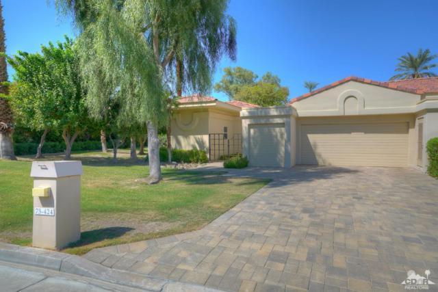 75424 Riviera Drive, Indian Wells, CA 92210 (MLS #218026536) :: Hacienda Group Inc