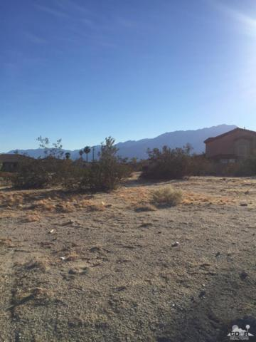 0 Ocotillo Road, Desert Hot Springs, CA 92240 (MLS #218026830) :: Deirdre Coit and Associates