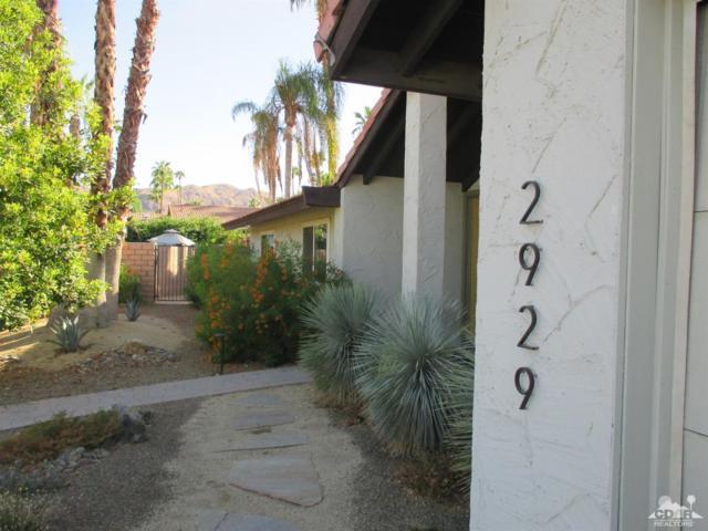2929 E Los Posas Circle, Palm Springs, CA 92264 (MLS #218026842) :: Team Wasserman