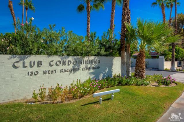 130 W Racquet Club Road #411, Palm Springs, CA 92262 (MLS #218026958) :: Hacienda Group Inc