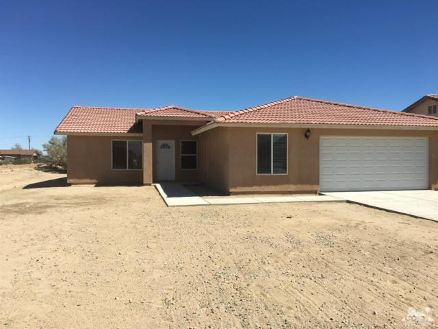 6443 Monte Vista Drive, 29 Palms, CA 92277 (MLS #218027186) :: The John Jay Group - Bennion Deville Homes