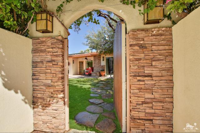 1110 E Buena Vista Drive, Palm Springs, CA 92262 (MLS #218027522) :: Brad Schmett Real Estate Group