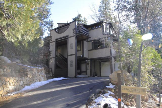 24686 Forest Drive, Idyllwild, CA 92549 (MLS #218028010) :: Hacienda Group Inc