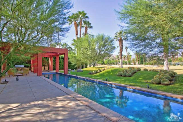 37801 Thompson Road, Rancho Mirage, CA 92270 (MLS #218028012) :: Team Wasserman