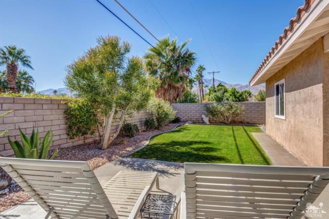 2893 E Valencia Road, Palm Springs, CA 92262 (MLS #218028092) :: Brad Schmett Real Estate Group