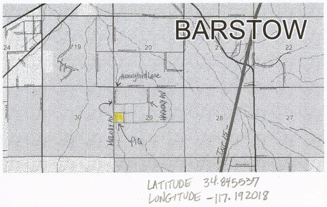 0 10 Ac, Barstow, CA 92311 (MLS #218028232) :: Team Wasserman