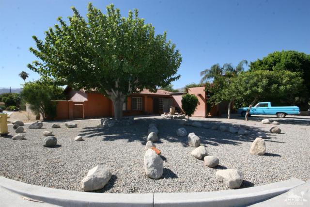 69365 Vera Drive, Cathedral City, CA 92234 (MLS #218028280) :: Brad Schmett Real Estate Group