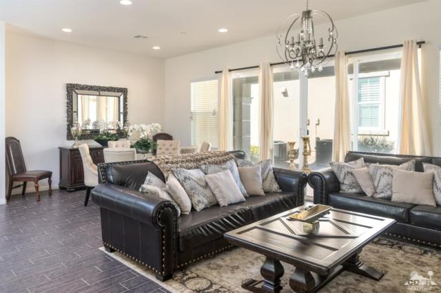 4438 Via Del Pellegrino #2, Palm Desert, CA 92260 (MLS #218028374) :: The Jelmberg Team