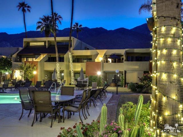 1655 E Palm Canyon Drive #614, Palm Springs, CA 92264 (MLS #218028402) :: Hacienda Group Inc