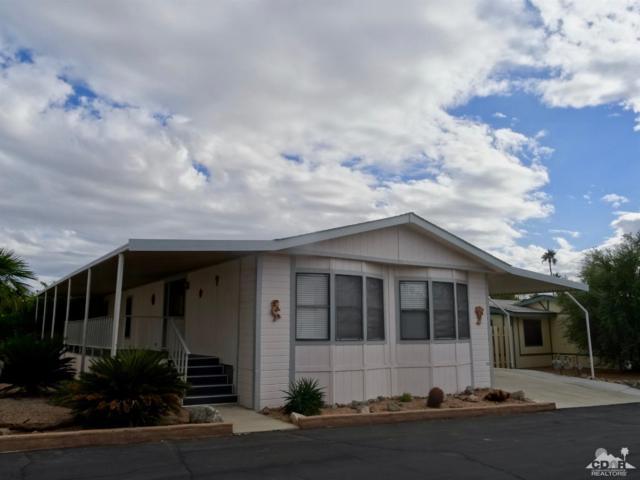 74711 Dillon Road #625, Desert Hot Springs, CA 92241 (MLS #218028622) :: Hacienda Group Inc