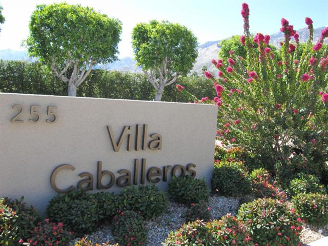 255 S Avenida Caballeros #310, Palm Springs, CA 92262 (MLS #218028628) :: Hacienda Group Inc