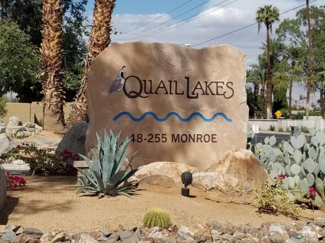 48255 Monroe Street S #63, Indio, CA 92201 (MLS #218028654) :: Brad Schmett Real Estate Group